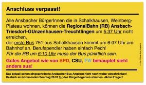 BusVerbindet III